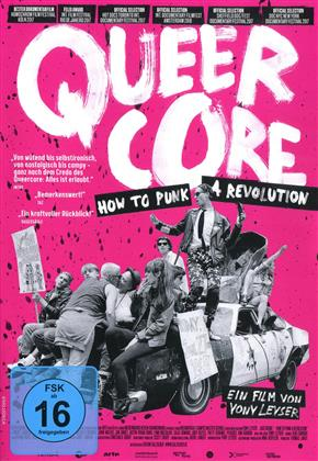 Queercore - How to Punk a Revolution (2017)
