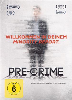 Pre-Crime (2017) (Digibook)