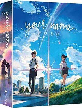 Your Name (2016) (Limited Edition, Blu-ray + DVD + 2 CDs)