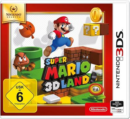 Super Mario Land 3D - Nintendo Selects