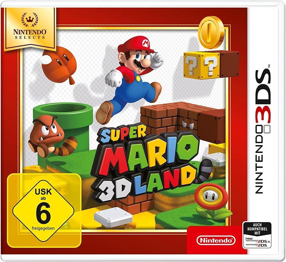 Super Mario Land 3D - Nintendo Selects