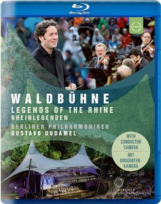 Berliner Philharmoniker & Gustavo Dudamel - Waldbühne 2017 - Rheinlegenden (Euro Arts)