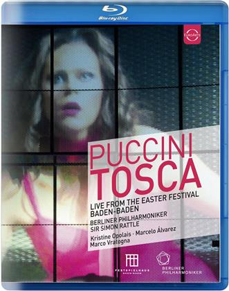 Berliner Philharmoniker, Sir Simon Rattle, … - Puccini - Tosca (Euro Arts)