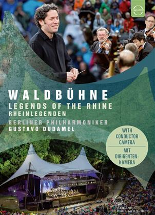 Berliner Philharmoniker & Gustavo Dudamel - Waldbühne 2017 - Rheinlegenden