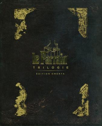Le Parrain - Trilogie (Édition Omerta, Edizione Limitata, Versione Rimasterizzata, Edizione Restaurata, 4 DVD)