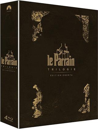 Le Parrain - La Trilogie (Édition Omerta, Limited Edition, 4 Blu-rays)