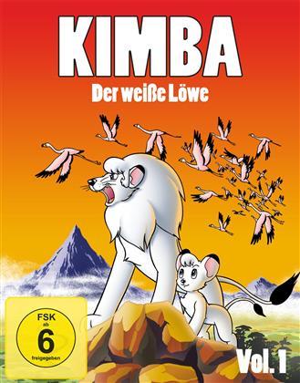 Kimba, der weisse Löwe - Vol. 1 - Staffel 1.1 (1965) (4 Blu-rays)