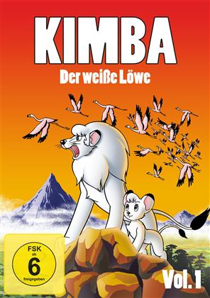 Kimba, der weisse Löwe - Vol. 1 - Staffel 1.1 (1965) (5 DVDs)