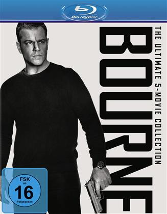 Bourne - The Ultimate 5-Movie Collection (5 Blu-rays)