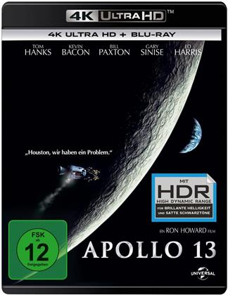 Apollo 13 (1995) (4K Ultra HD + Blu-ray)