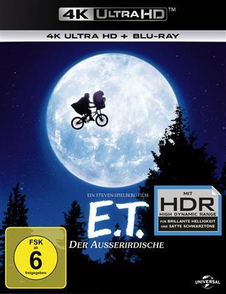 E.T. - Der Ausserirdische (1982) (4K Ultra HD + Blu-ray)