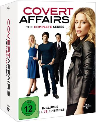 Covert Affairs - Die komplette Serie (19 DVDs)