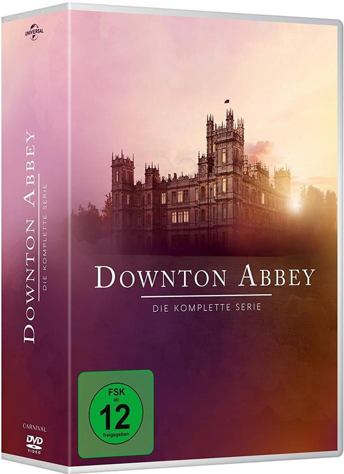 Downton Abbey - Die komplette Serie (26 DVDs)