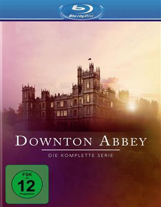 Downton Abbey - Die komplette Serie (21 Blu-rays)