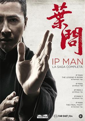 Ip Man - La Saga Completa (5 DVD)