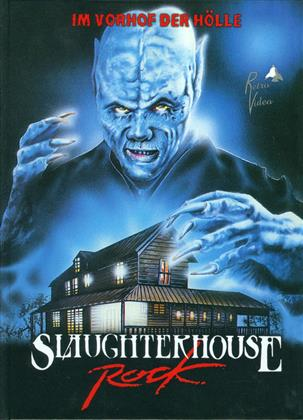Slaughterhouse Rock (1988) (Cover B, Collector's Edition, Limited Edition, Mediabook, Uncut, Unrated, Blu-ray + DVD)