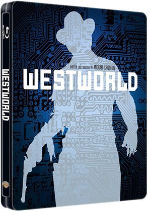 Westworld (1973) (Limited Edition, Steelbook)