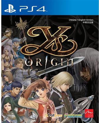 YS Origin (Japan Edition)