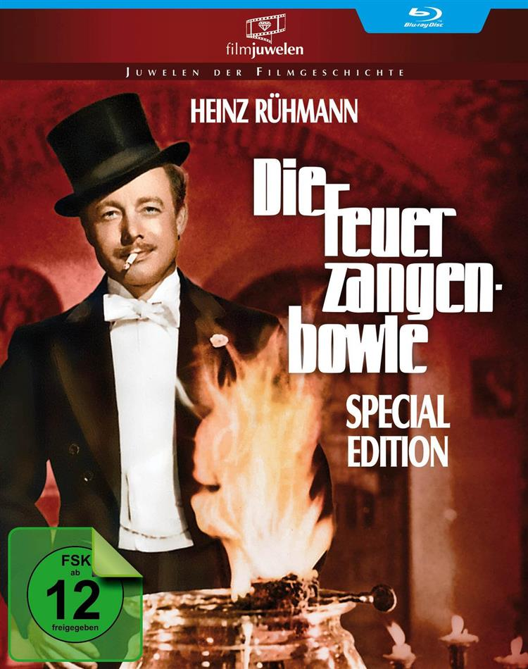 Die Feuerzangenbowle (1944) (Filmjuwelen, s/w, Special Edition)