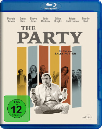 The Party (2017) (s/w)