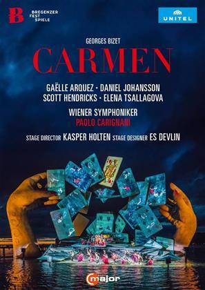 Wiener Symphoniker, Paolo Carignani, … - Bizet - Carmen (C Major, Unitel Classica, Bregenzer Festspiele)