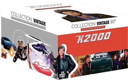 K2000 - L'intégrale de la série (Collection Vintage 80', 26 DVDs)