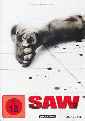 Saw (2004) (White Edition, Director's Cut)