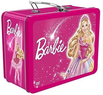 Barbie Princesse - Coffret 2017 (Coffret valisette, Limited Edition, 6 DVDs)