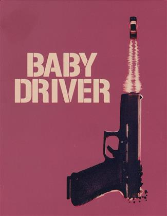Baby Driver (2017) (Limited Edition, Steelbook, 2 Blu-rays)