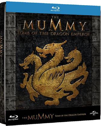 La Momie 3 - La tombe de l'Empereur Dragon (2008) (Steelbook)
