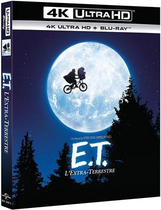 E.T. - L'extra-terrestre (1982) (4K Ultra HD + Blu-ray)