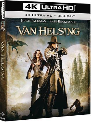 Van Helsing (2004) (4K Ultra HD + Blu-ray)