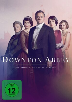 Downton Abbey - Staffel 3 (Neuauflage, 4 DVDs)