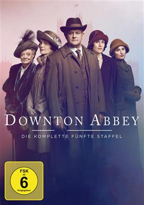 Downton Abbey - Staffel 5 (Neuauflage, 4 DVDs)