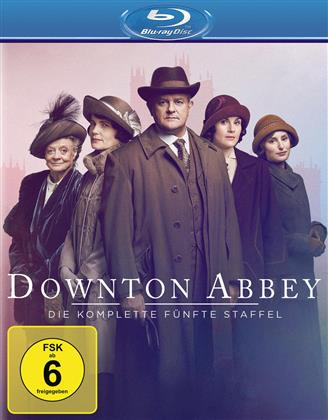 Downton Abbey - Staffel 5 (Neuauflage, 4 Blu-rays)