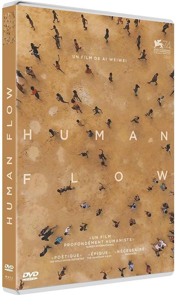 Human Flow (2017) (Digibook)