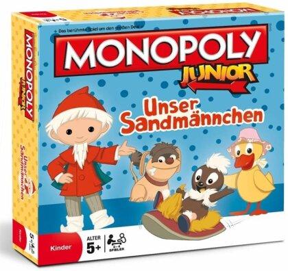 Junior Monopoly Unser Sandmännchen