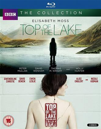 Top of the Lake - The Collection - Season 1+2 - China Girl (BBC, 4 Blu-rays)