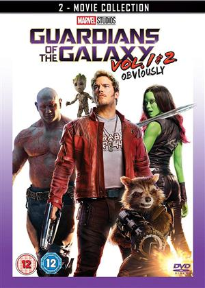 Guardians Of The Galaxy - Vol 1 & 2 - Obviously (2 DVDs)
