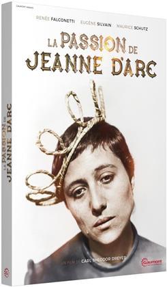 La passion de Jeanne d'Arc (1928) (Gaumont Classiques, s/w)