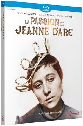 La passion de Jeanne d'Arc (1928) (Gaumont, s/w)