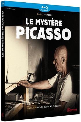 Le mystère Picasso (1956) (Gaumont Classiques, s/w)