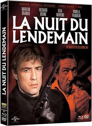 La nuit du lendemain (1968) (Blu-ray + DVD)