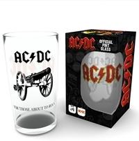 AC/DC - Rock (Pint Glass)