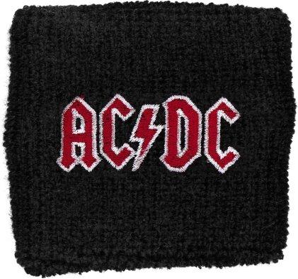 AC/DC Sweatband - Red Logo (Loose)