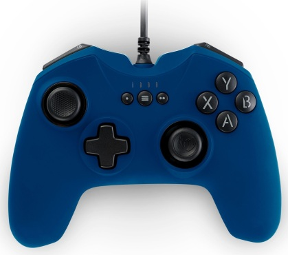 GC-100XF Gaming Controller - blue