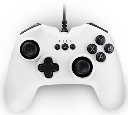 GC-100XF Gaming Controller - white