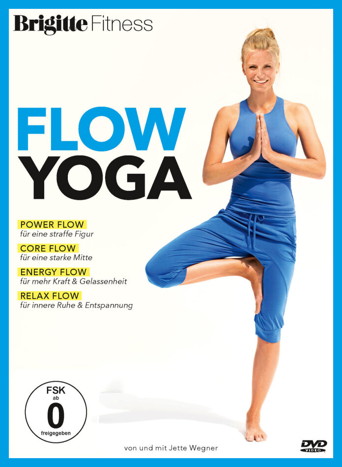 Flow Yoga (Brigitte Fitness, Digibook)
