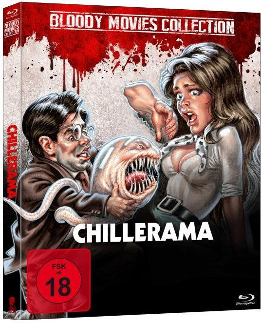 Chillerama (2011) (Bloody Movies Collection)