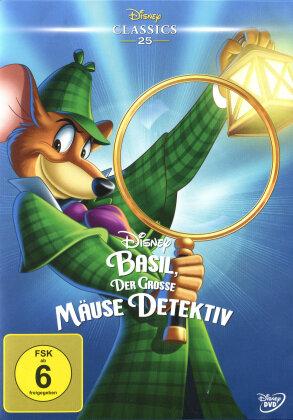 Basil, der grosse Mäusedetektiv (1986) (Disney Classics)